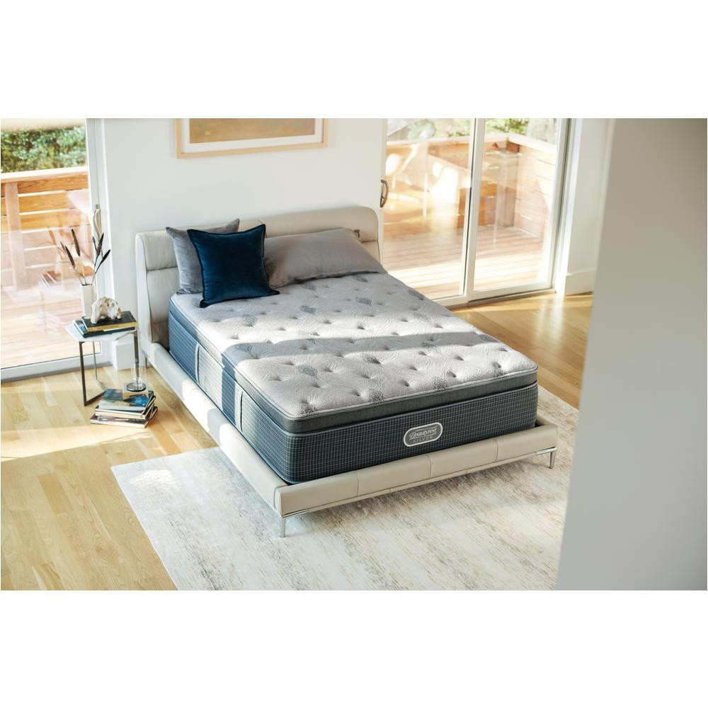 this review is from santa barbara cove queen luxury firm mattress set