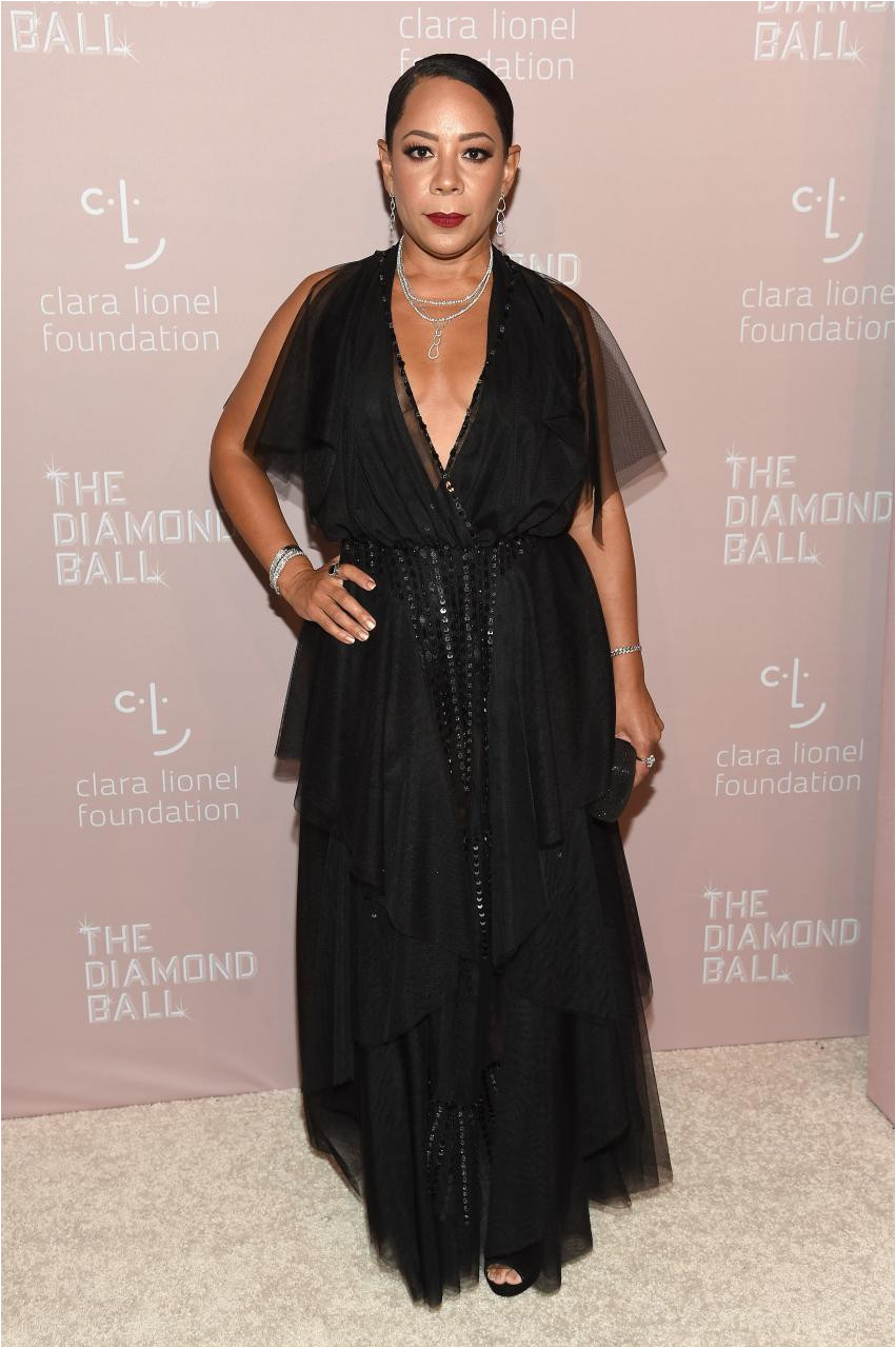 leyva attends rihanna s 4th annual diamond ball benefitting the clara lionel foundation at cipriani wall street on september 13 2018 in new york city