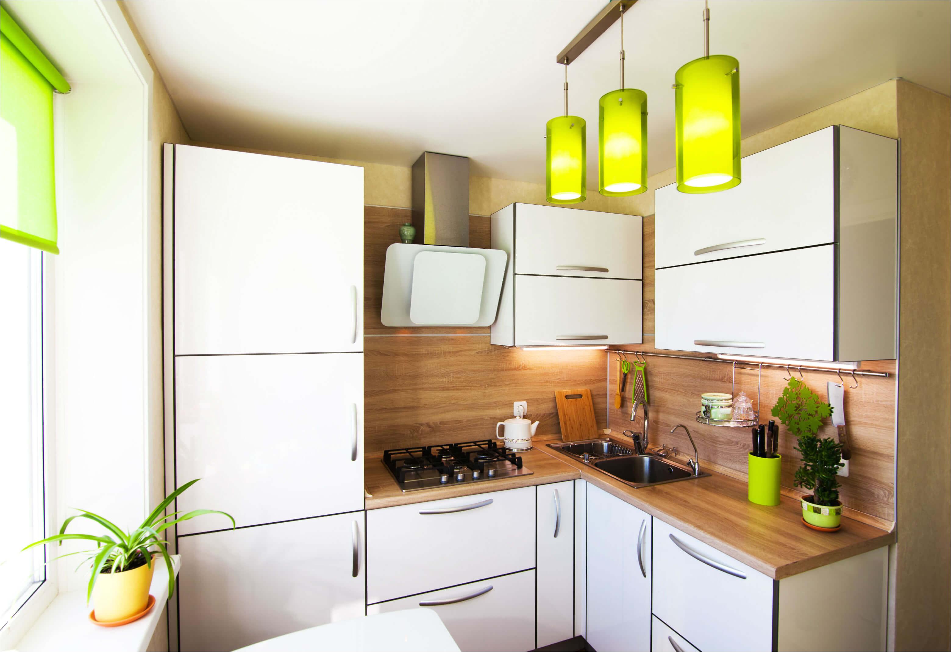 latest consejos para decorar una cocina pequea with como decorar cocinas pequeas