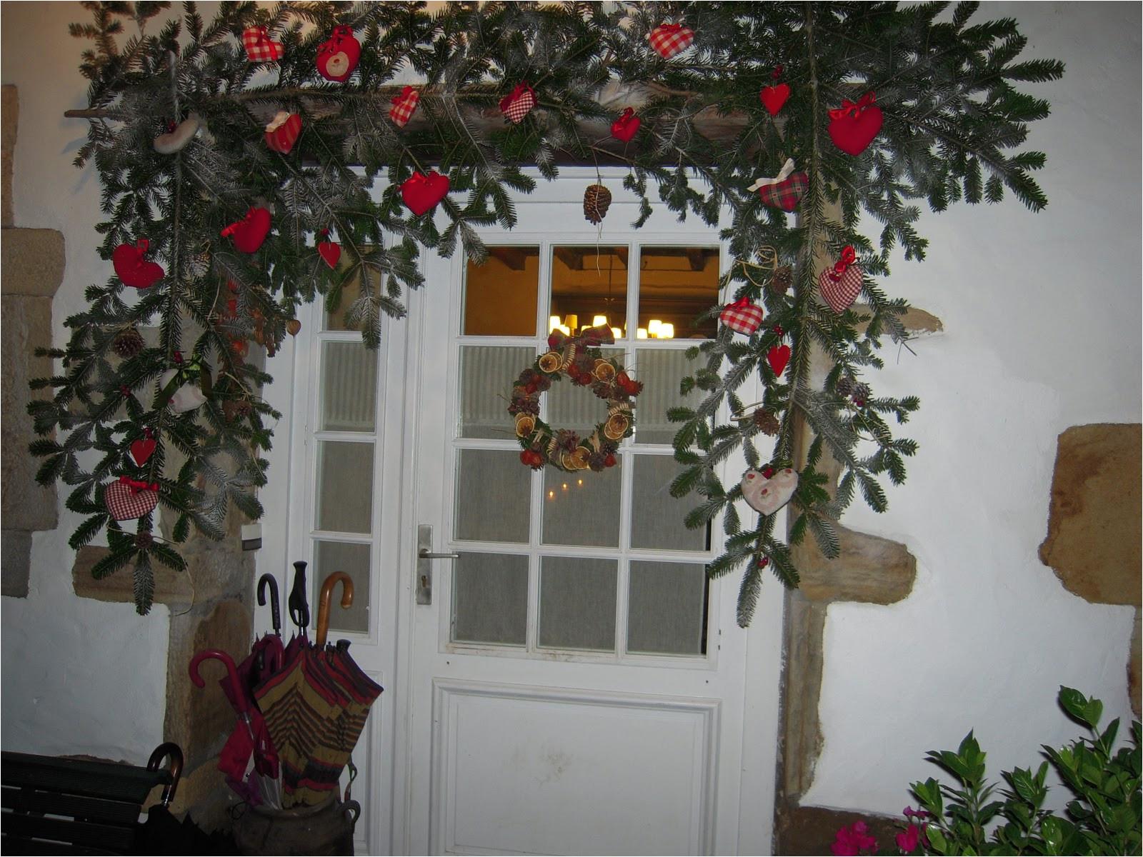 top decorando la puerta del hogar para la navidad with decoracion puertas navideas