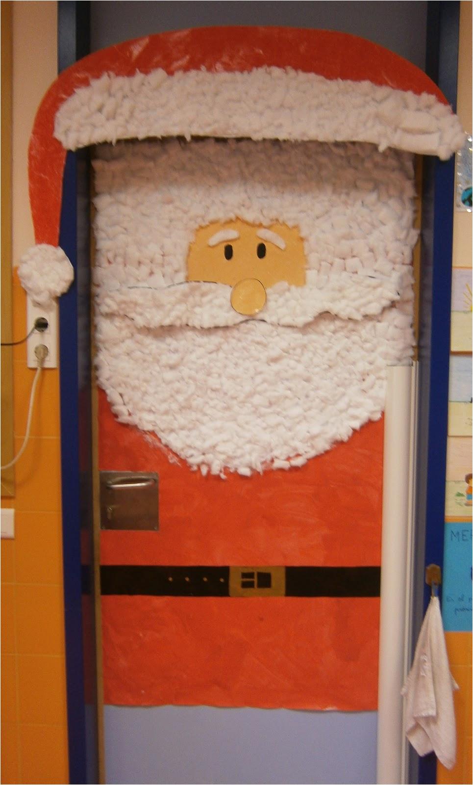 good pc puertas de navidad with decoracion puertas navideas