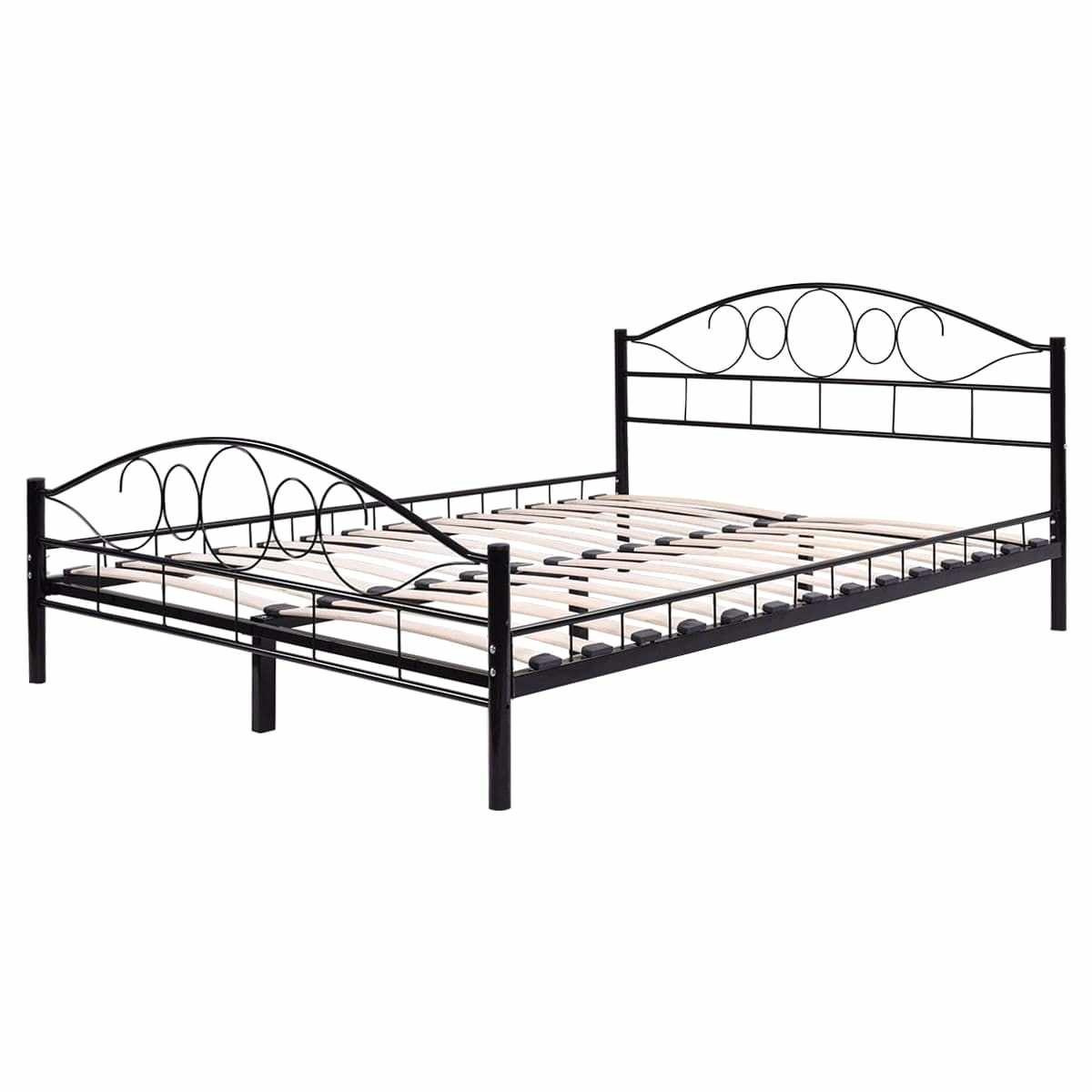 ikea king bed frame beautiful slatted bed base twin beautiful metal frame king tar od slats
