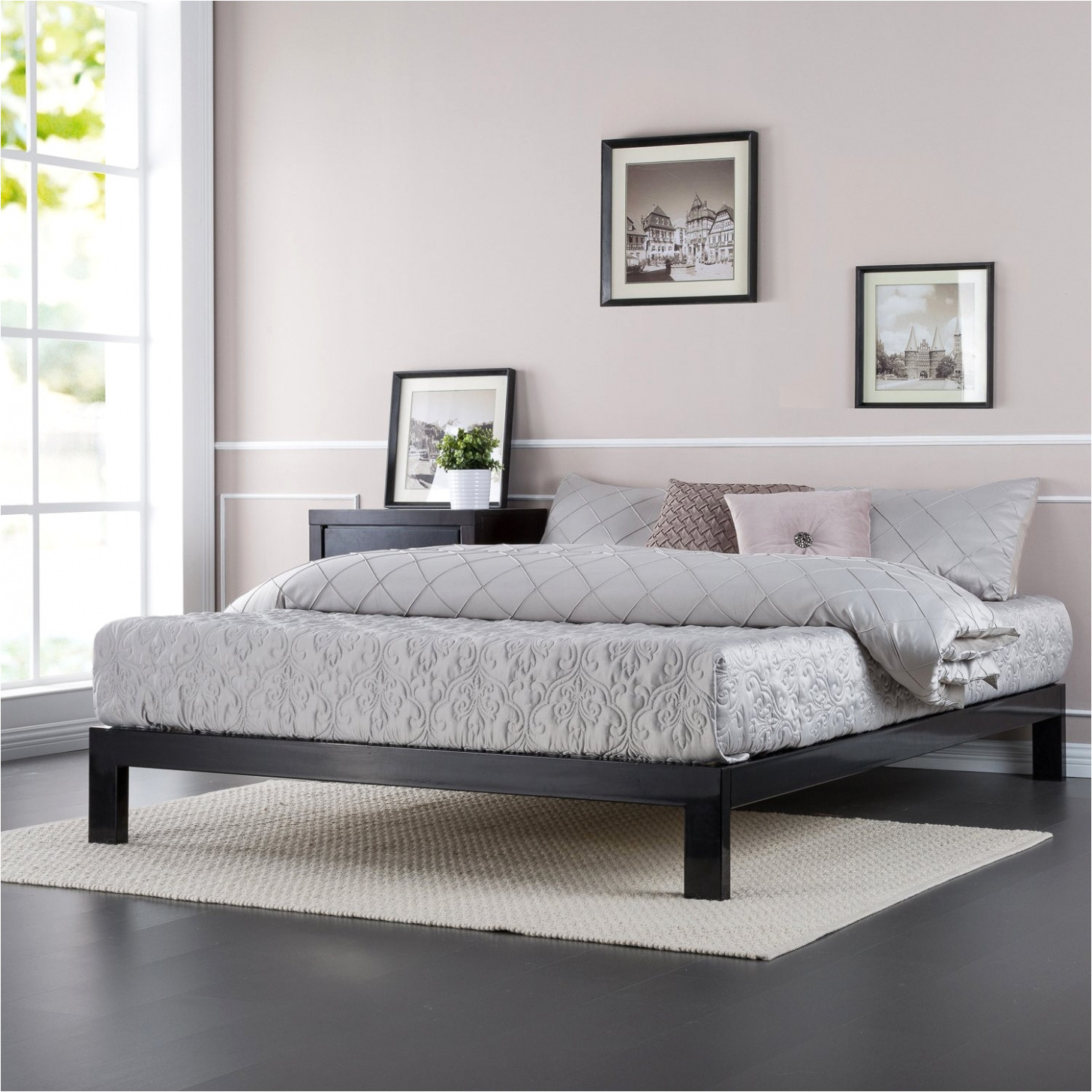 Difference In Slatted Bed Base Ikea Queen Size Bed Frame Rabbssteak House