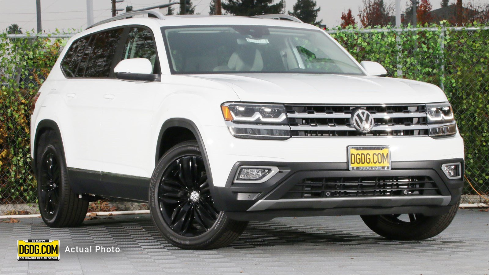 new 2018 volkswagen atlas 2 0t sel