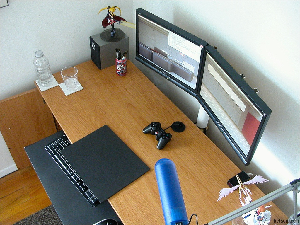 desk overview