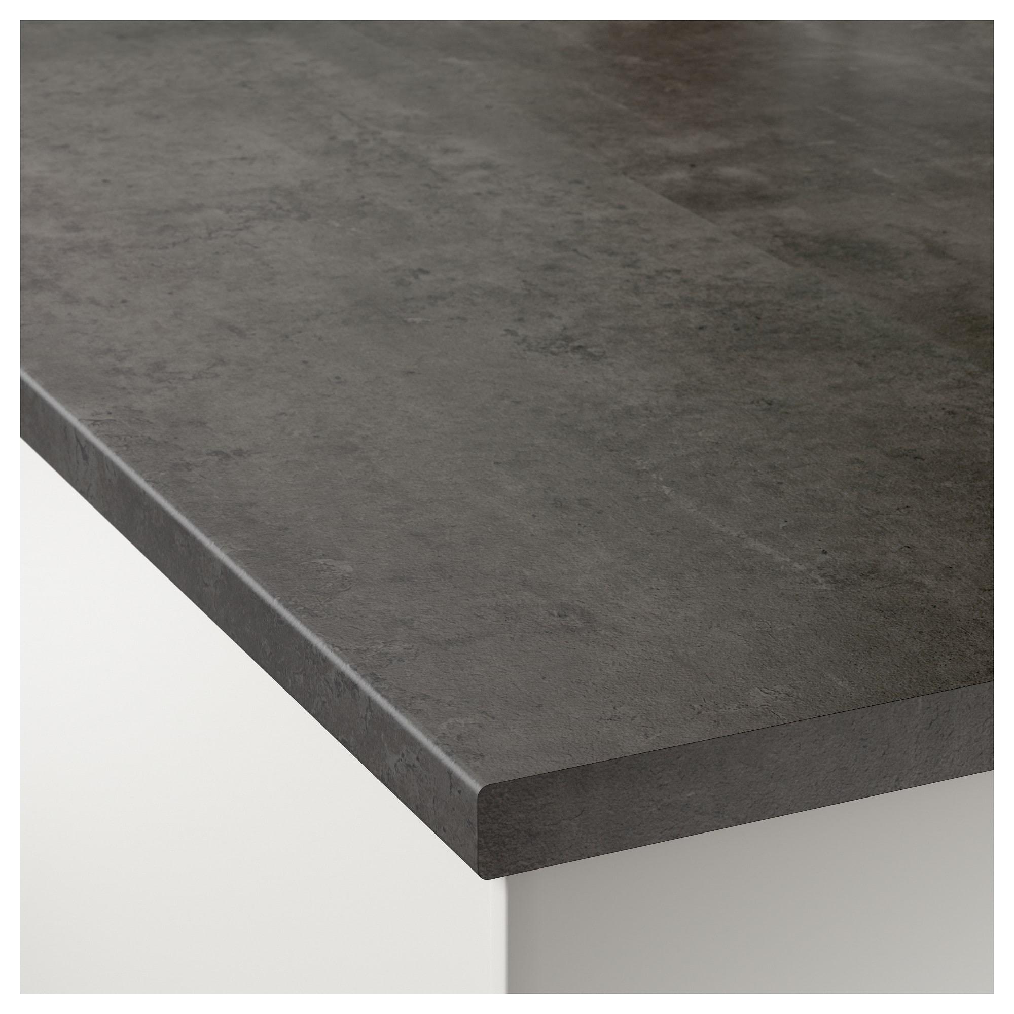 laminat ikea inspirierend ekbacken custom made worktop concrete