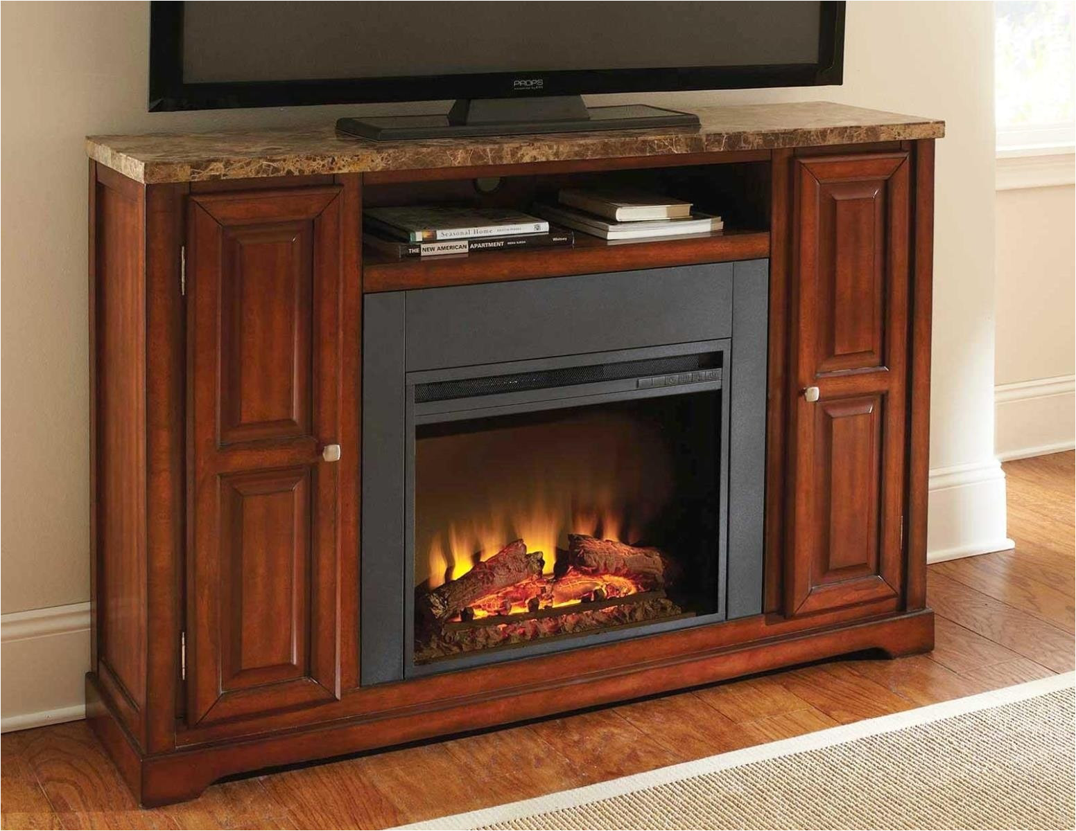 Ember Hearth Electric Fireplace Costco Reviews Adinaporter