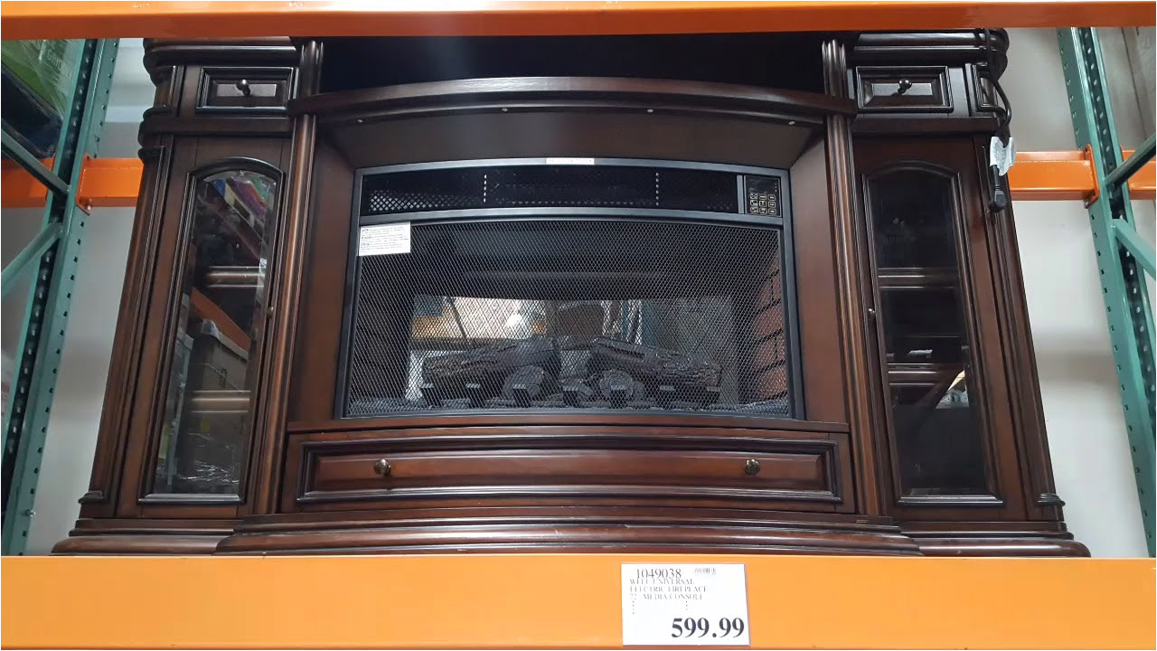 well universal wood electric fireplace heater vent free propane stove insert thin brick tile chateau corner