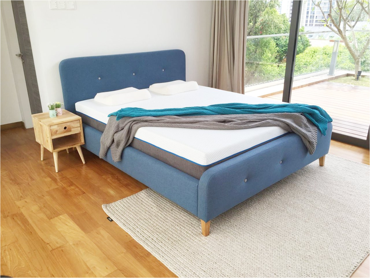 snug bed frame super single
