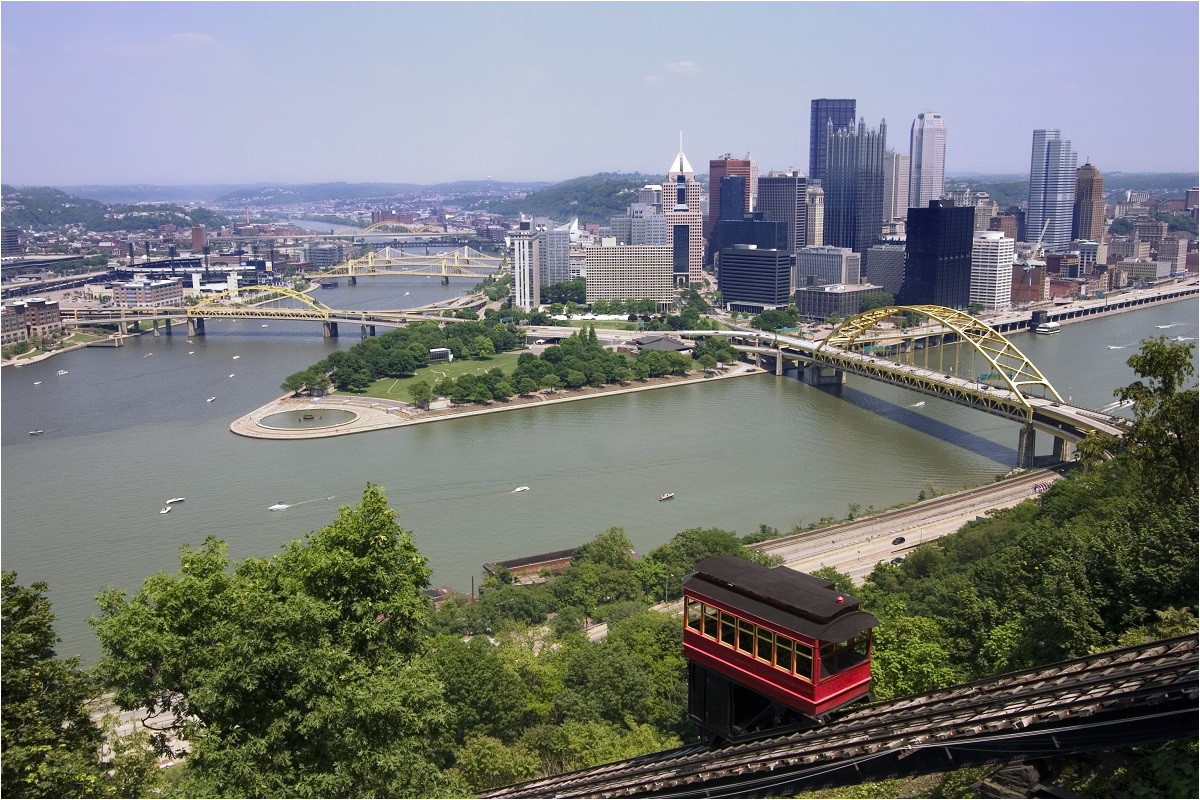 pittsburgh s duquesne incline