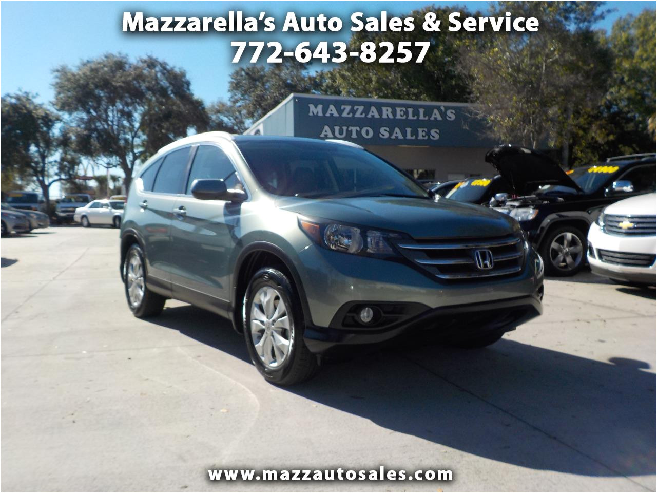 buy here pay here 2012 honda cr v for sale in vero beach fl 32960 mazzarella s auto sales service