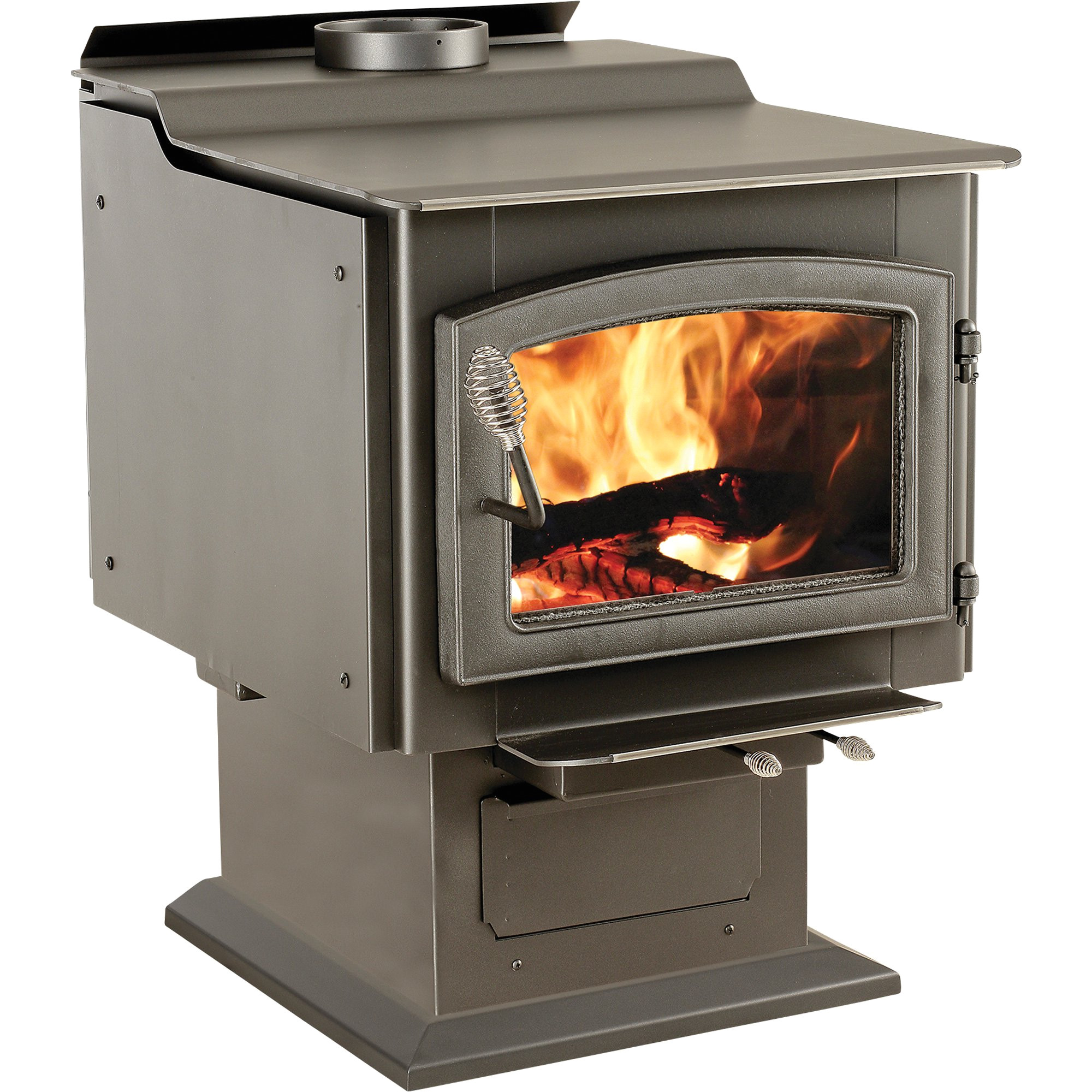 2 top seller vogelzang ponderosa high efficiency wood stove 152 000 btu epa certified model