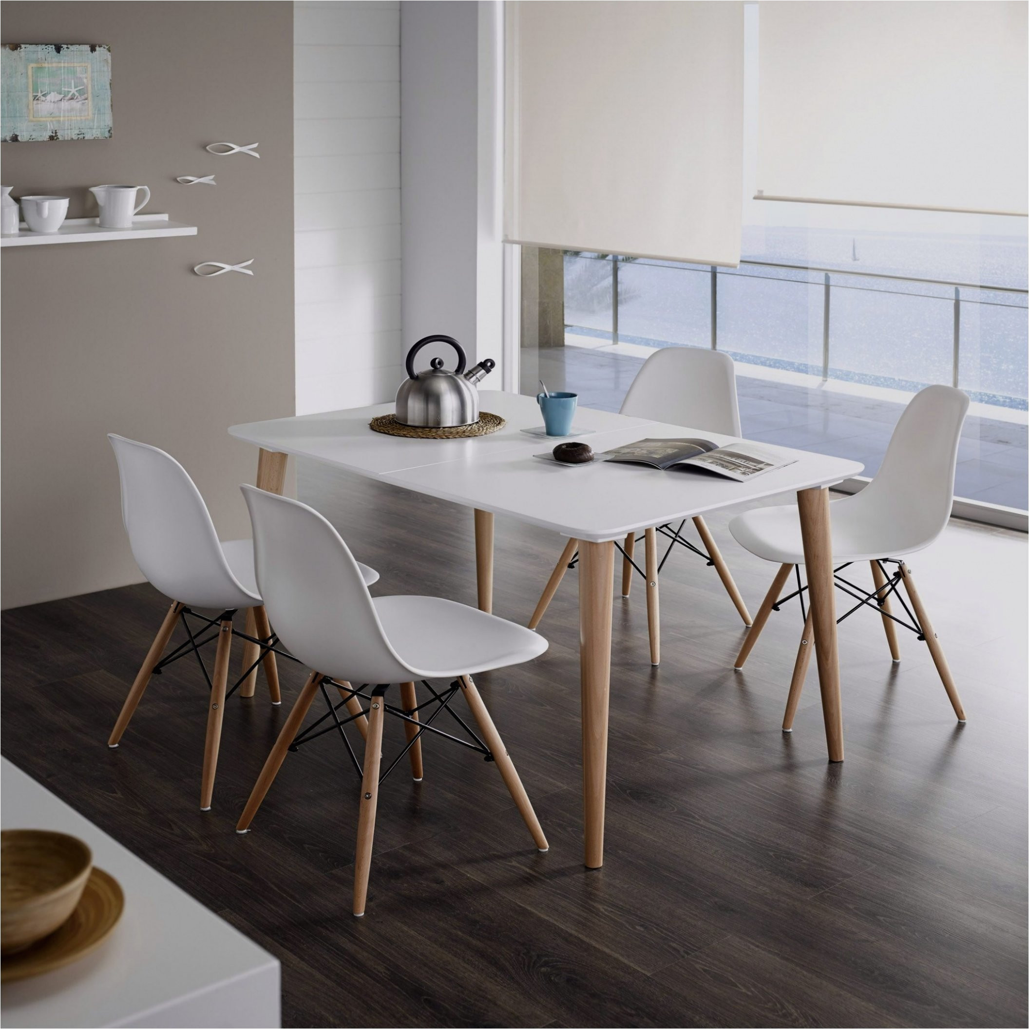 image de sillas de cocina modernas