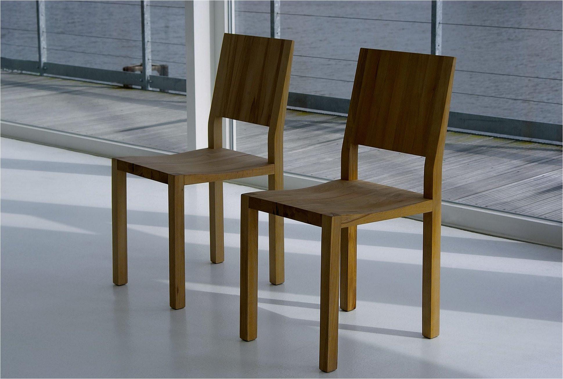 25 especial sillas de madera