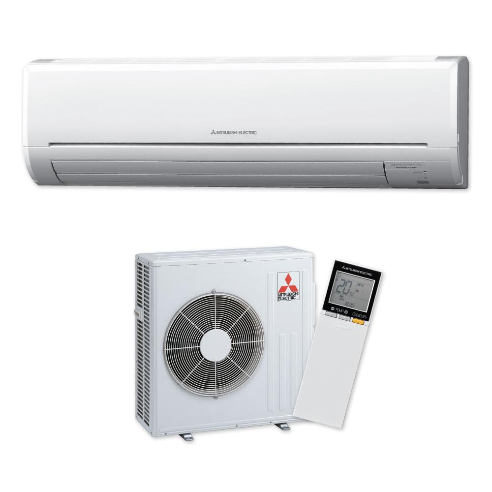 classic ge60 high wall heat pump