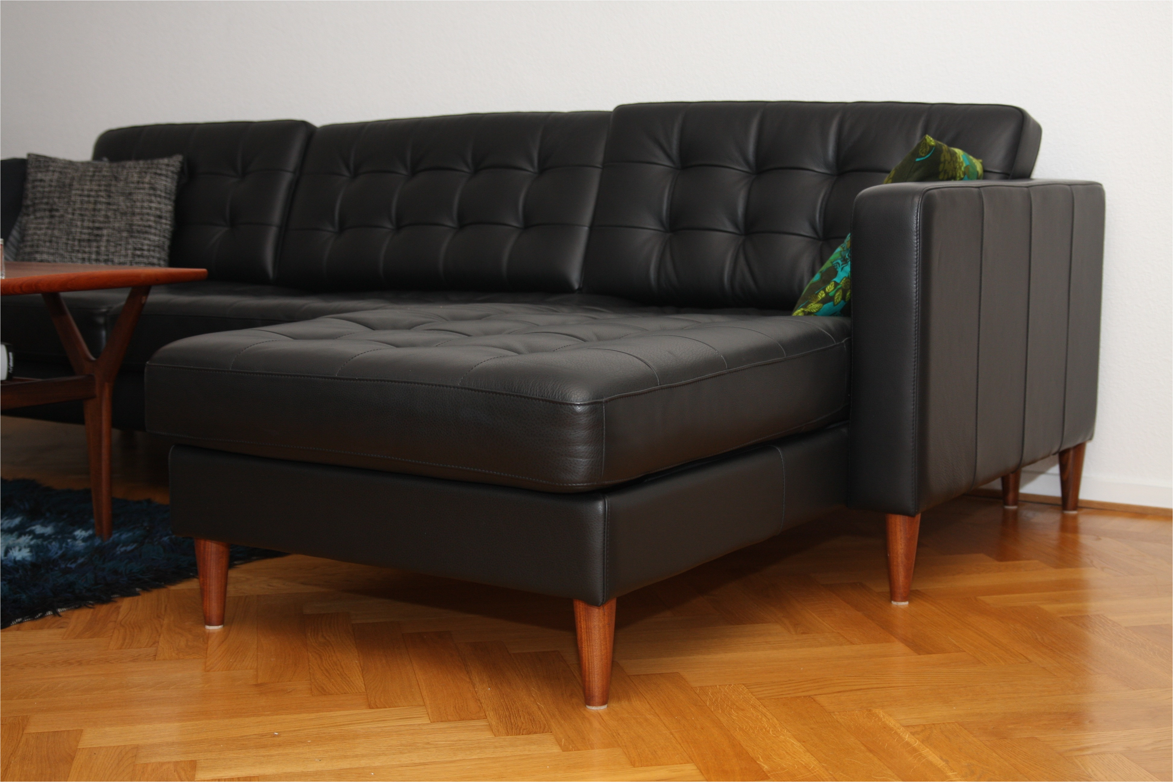 ikea schlafsofa friheten luxus amazing ikea karlstad sofa leather 8 review reviewstadikea bilder