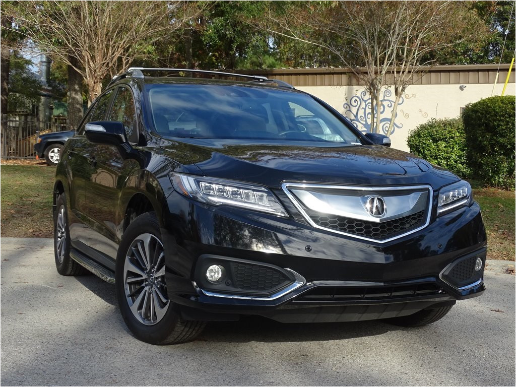 pre owned 2017 acura rdx advance package