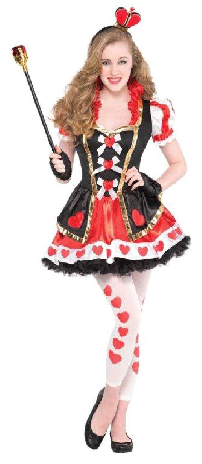 teen queen of hearts costume from buycostumes com