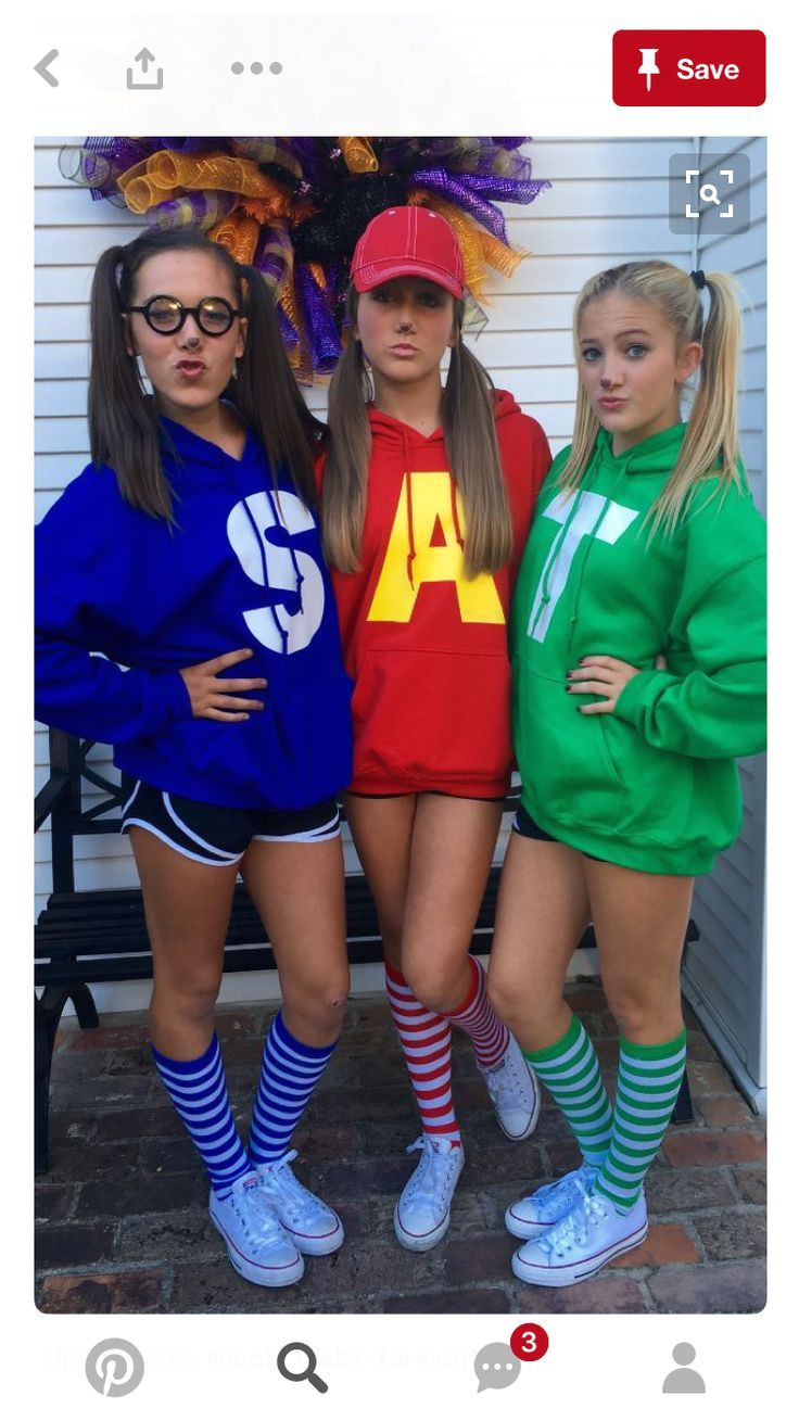 58 beautiful group costume ideas for sexy teens 0049