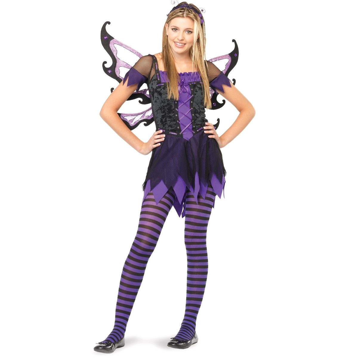Good Ideas for Teenage Girl Halloween Costumes Tween Halloween Costumes for Girls Girls Amethyst Fairy Costume