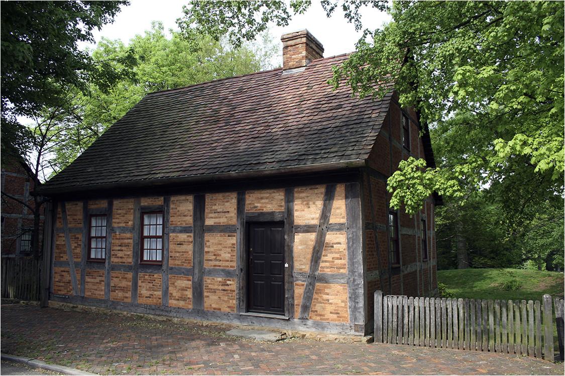 7 fourth house 1768 salem nc restored 1966