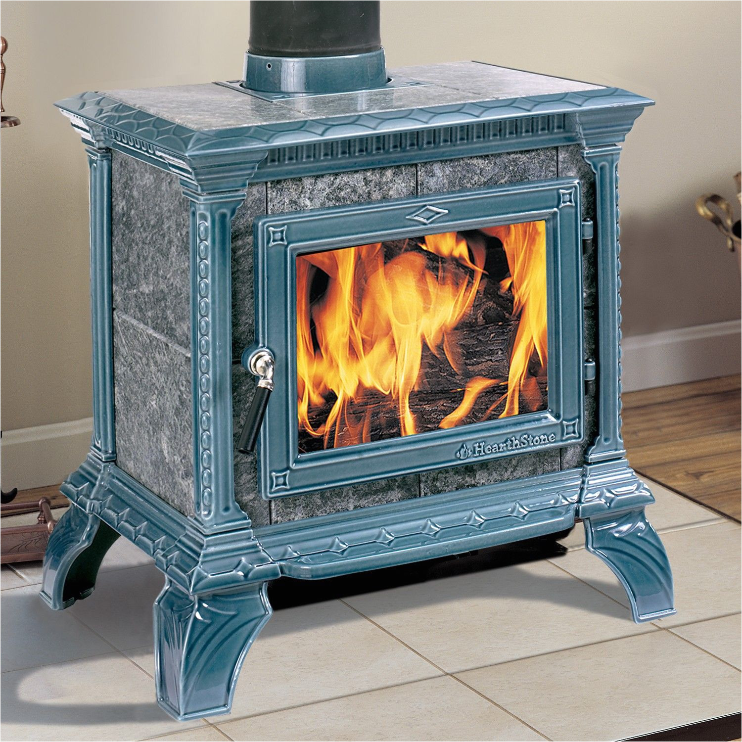 the tribute is designed to satisfy the customer who loves the style of our heritage woodstove