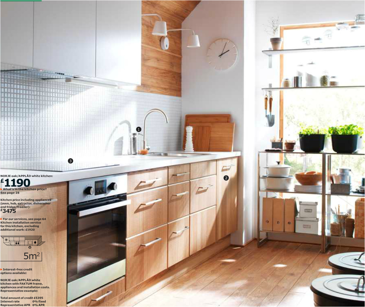 ikea norje kitchen style unit 2