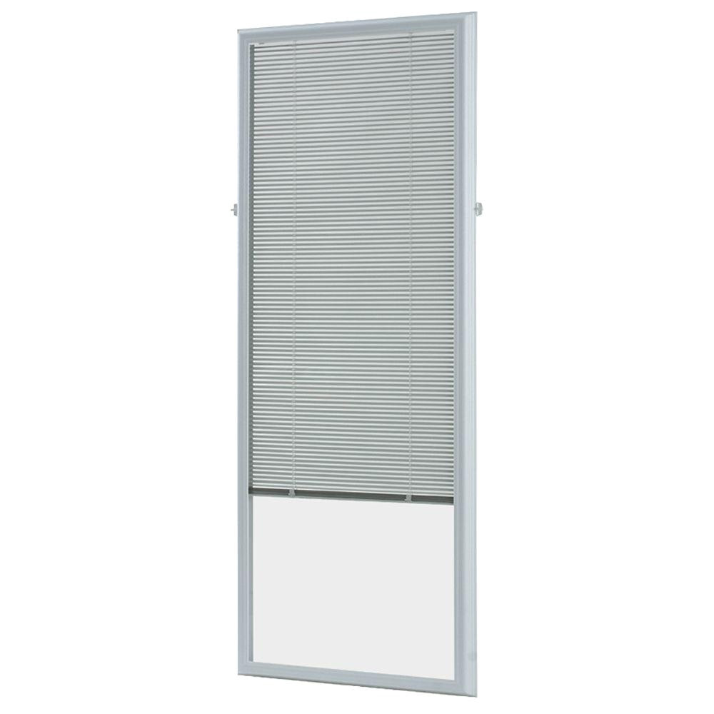 w x 64 in h add on enclosed aluminum blinds white