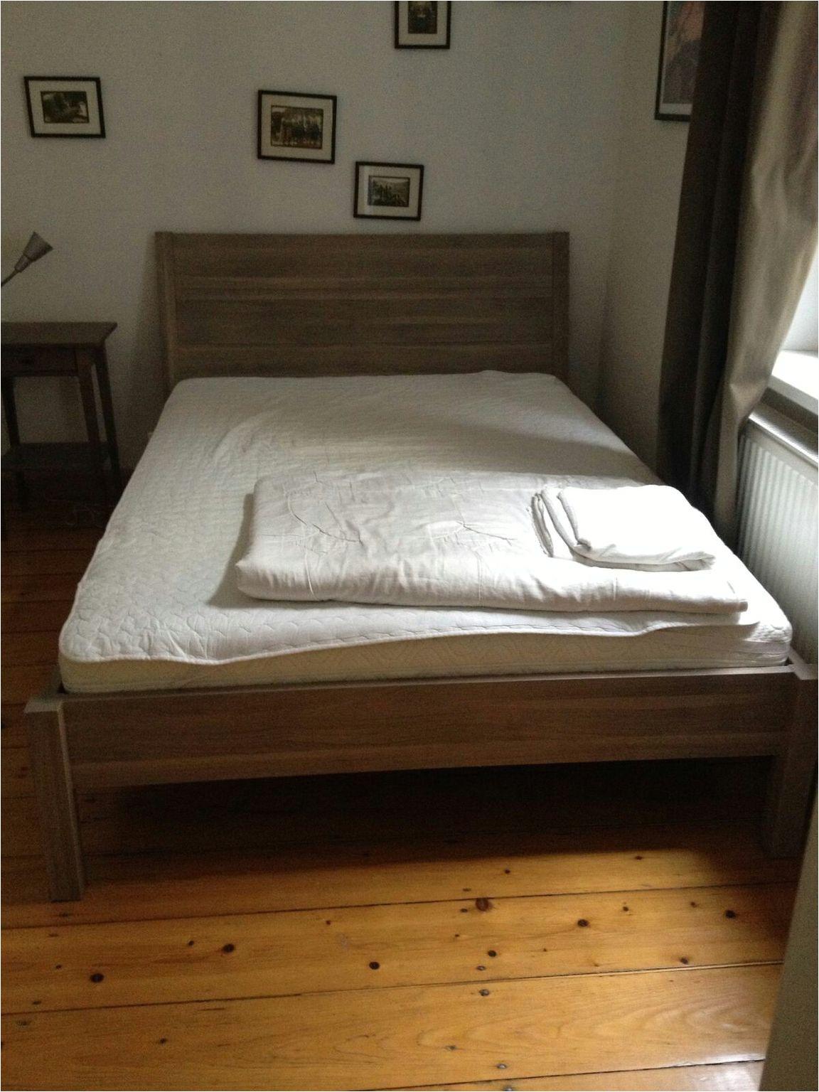 bedframe 140x200 cheap ikea fjellse x bed frame no slats includes