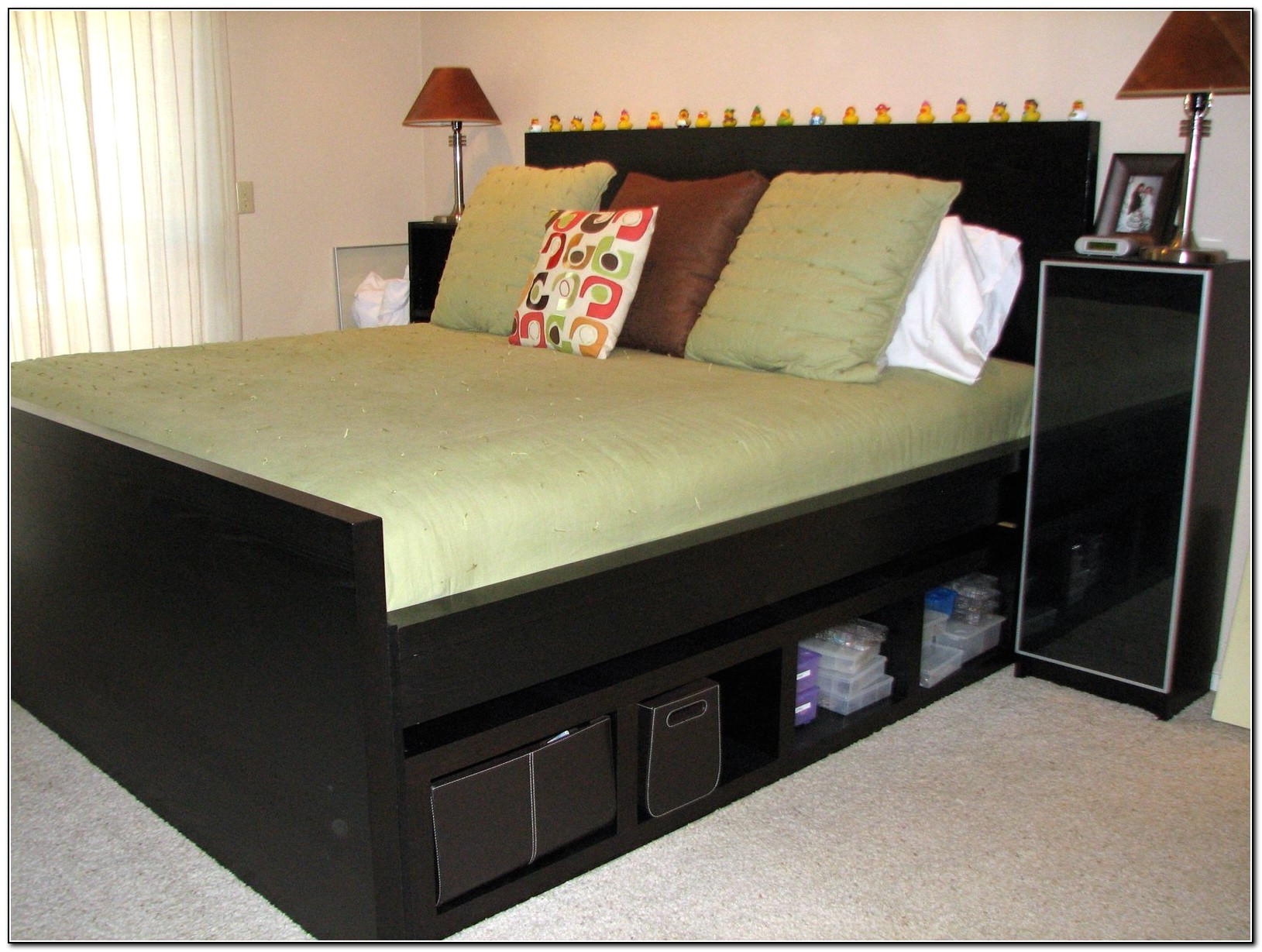 ikea malm high bed frame review bed frame ideas