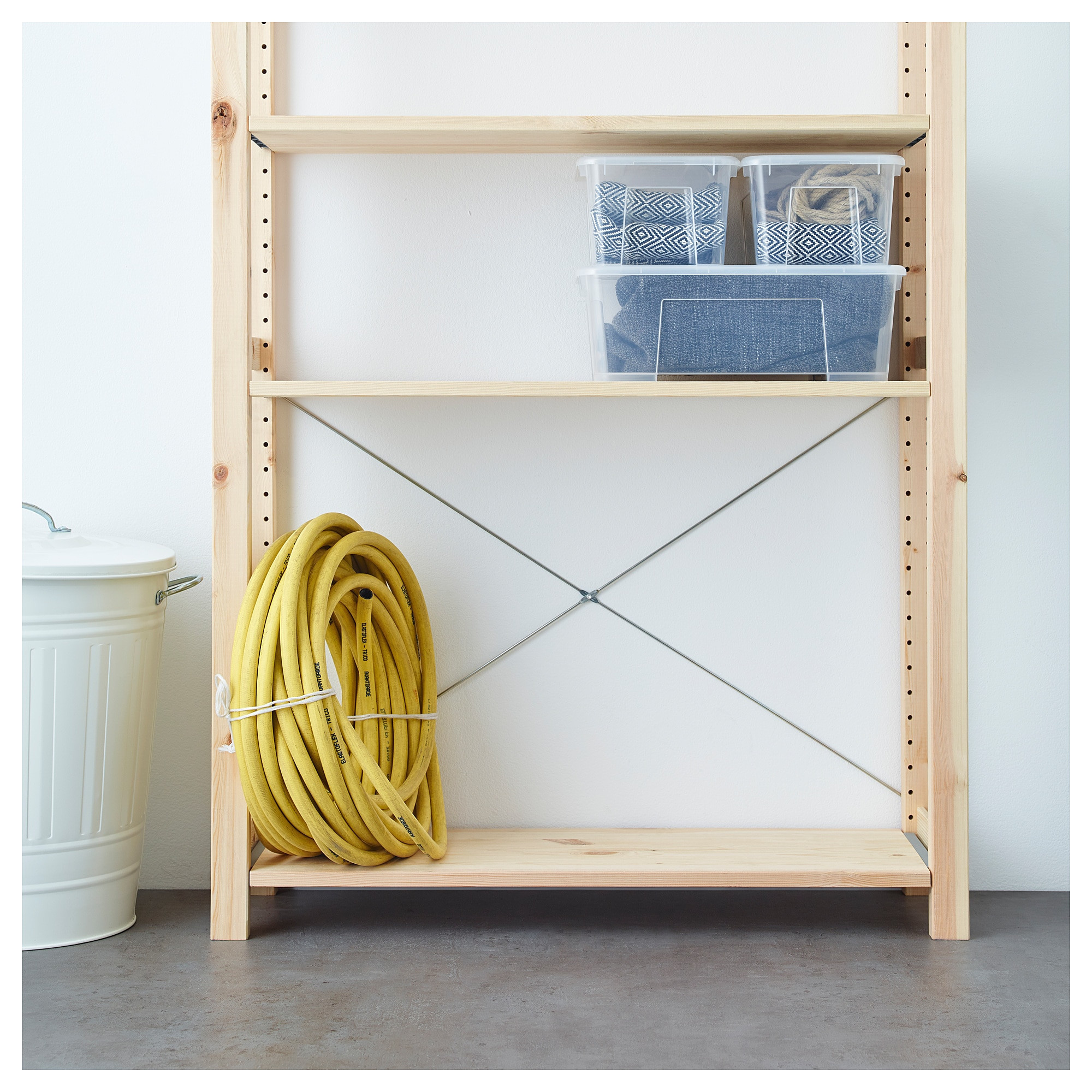 ikea ivar shelving unit you can move shelves and adapt spacing to suit your needs