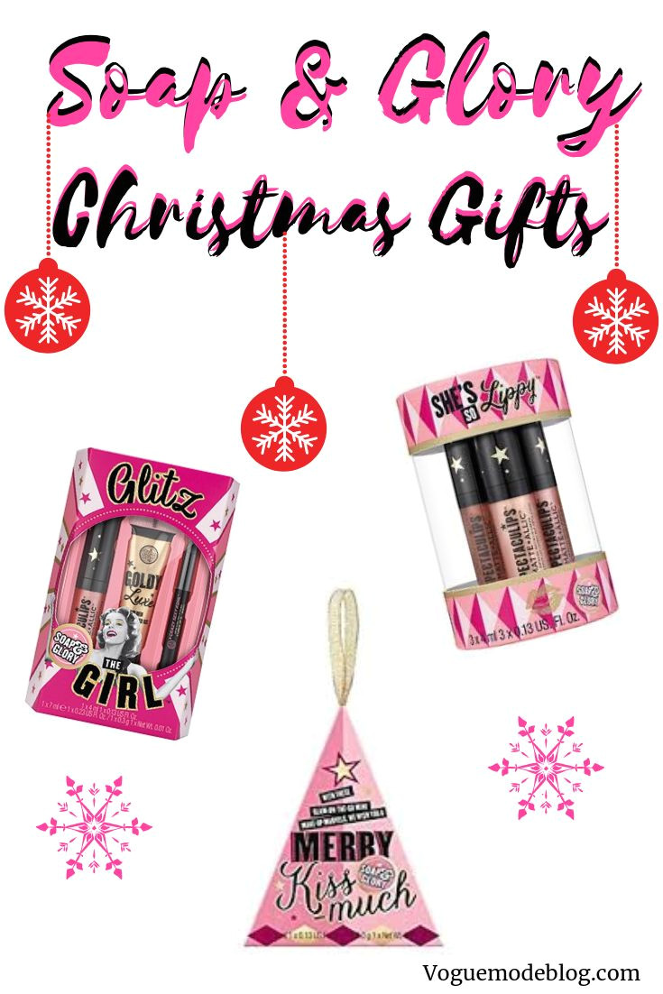 soap and glory products that make perfect christmas gifts the perfect christmas gift sets