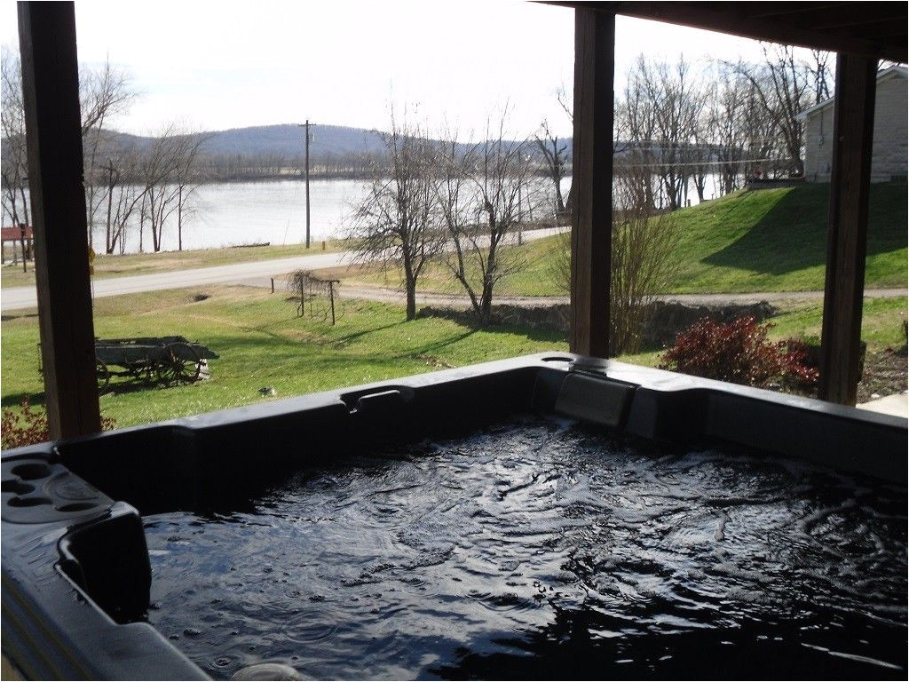 cabin rentals in ohio with hot tubs for honeymoon view of the river cabin rentals in ohio with hot tubs