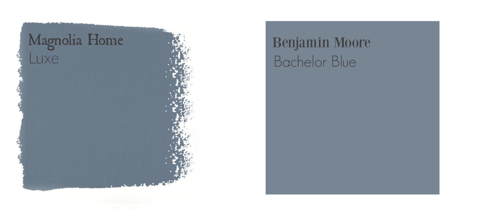 jg luxe color match to bachelor blue bm