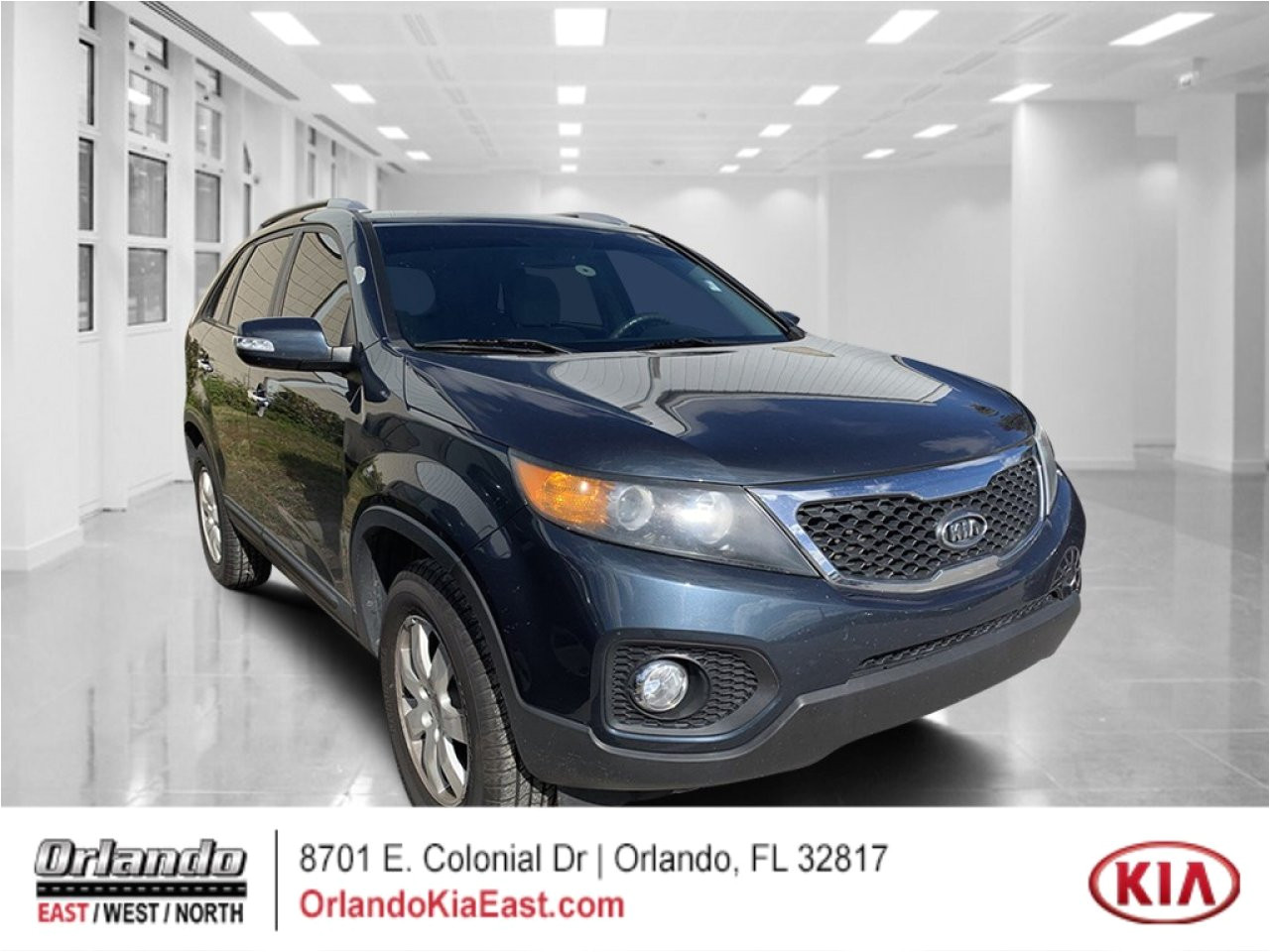 used 2011 kia sorento in longwood fl