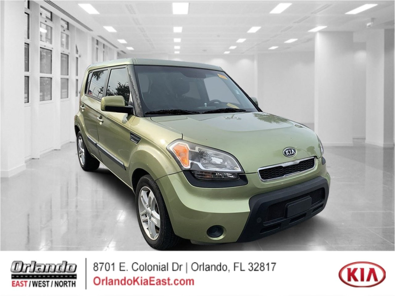 used 2011 kia soul in longwood fl
