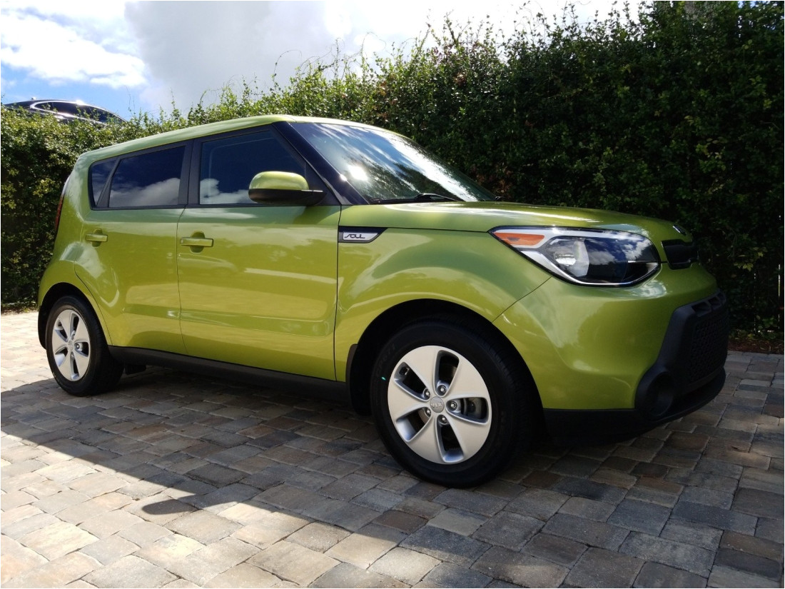 used 2016 kia soul base