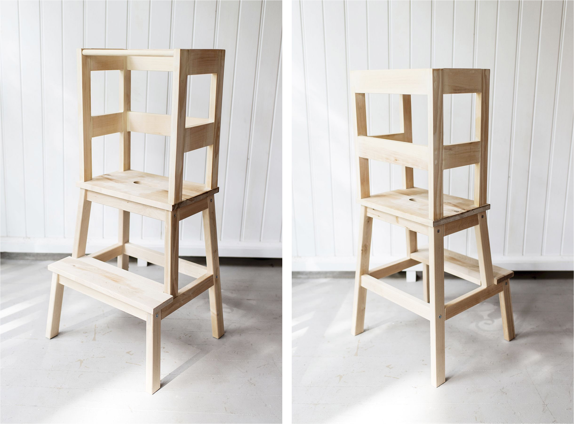 beauteous kitchen helper stool plans on 21 of the best farmhouse ikea hacks toddler gifts