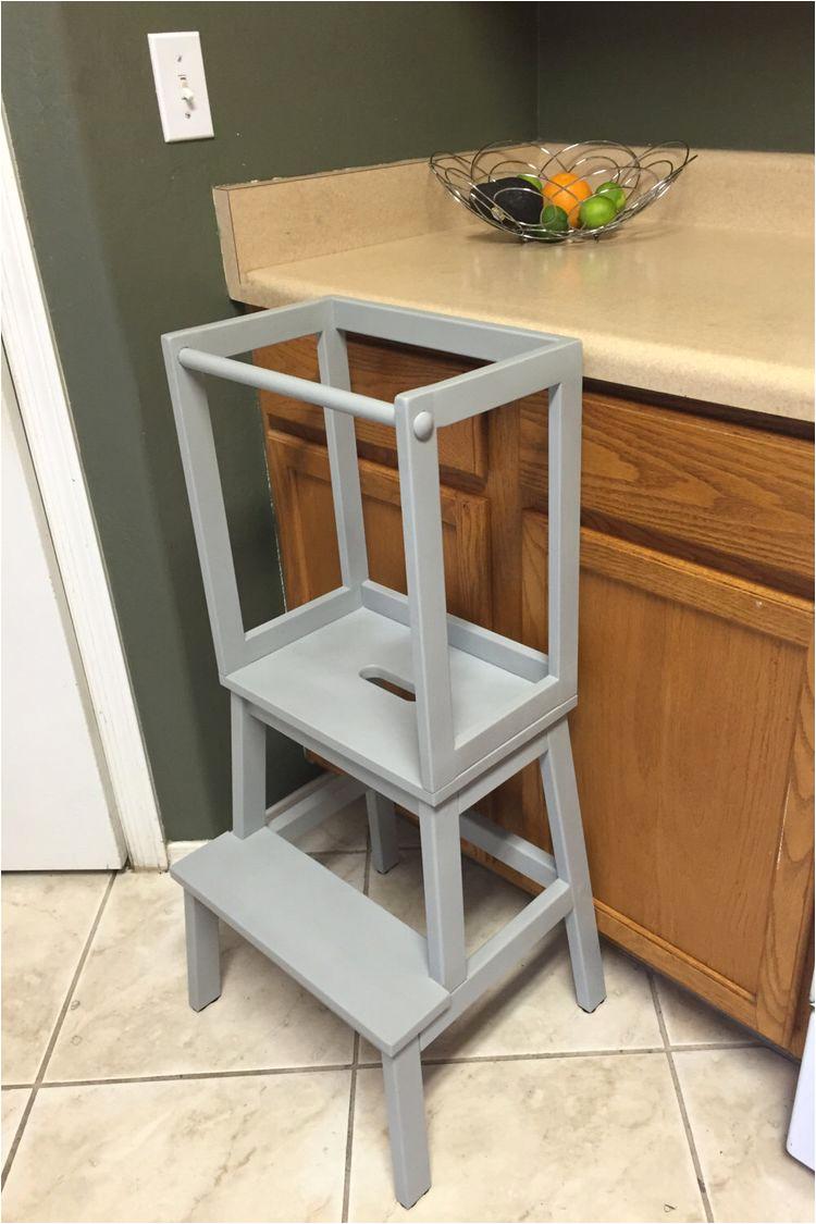 learning tower anleitung einzigartig montessori kitchen helper toddler tower step stool lea