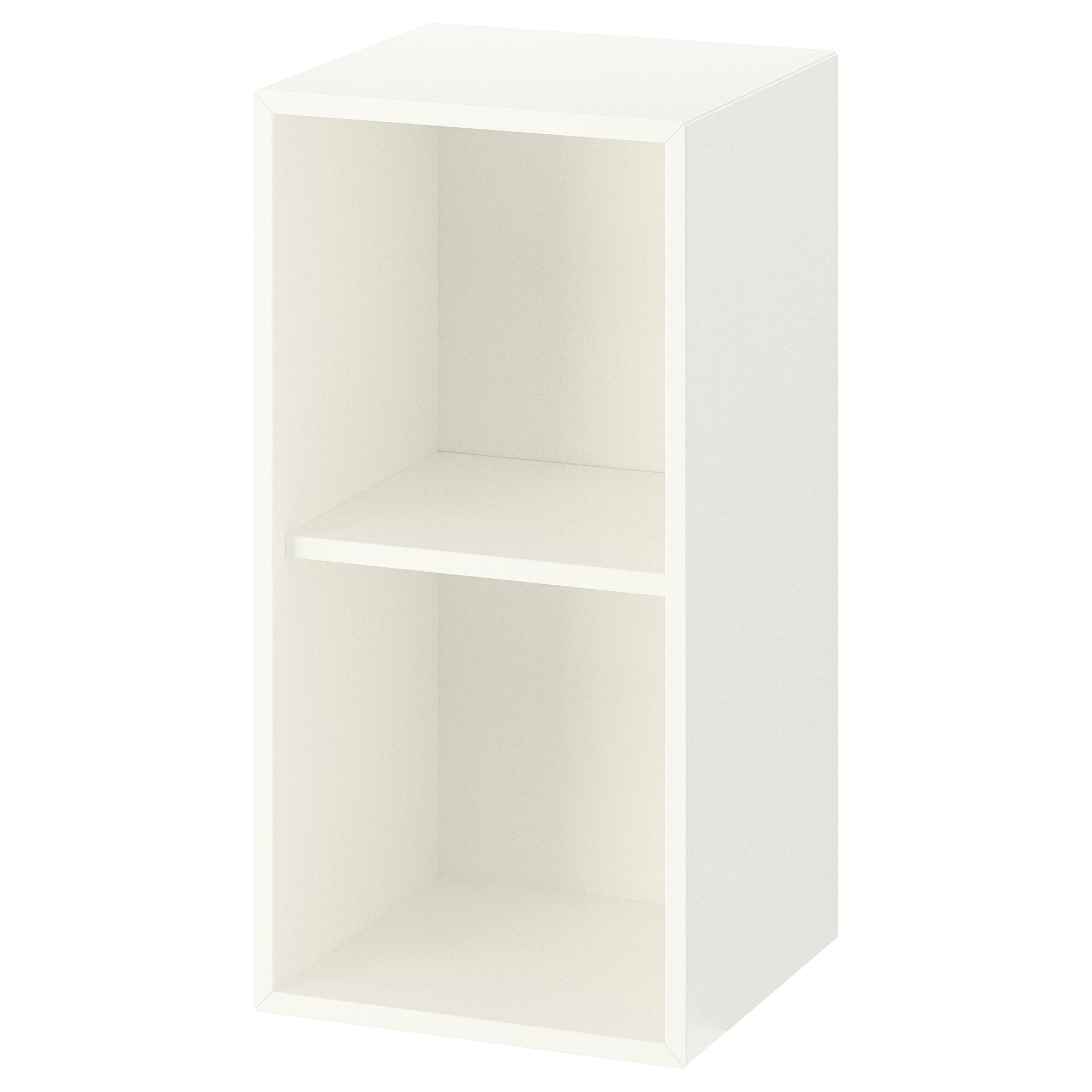 ikea eket cabinet with 2 compartments