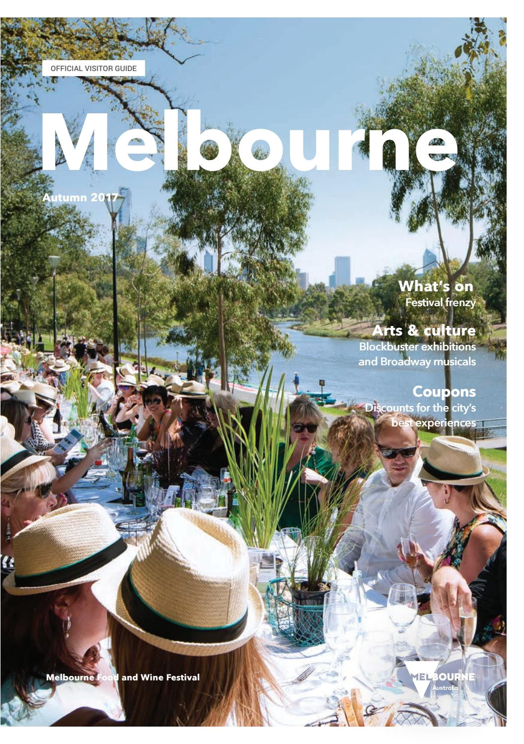 melbourne official visitors guide autumn 2017 by destination melbourne issuu