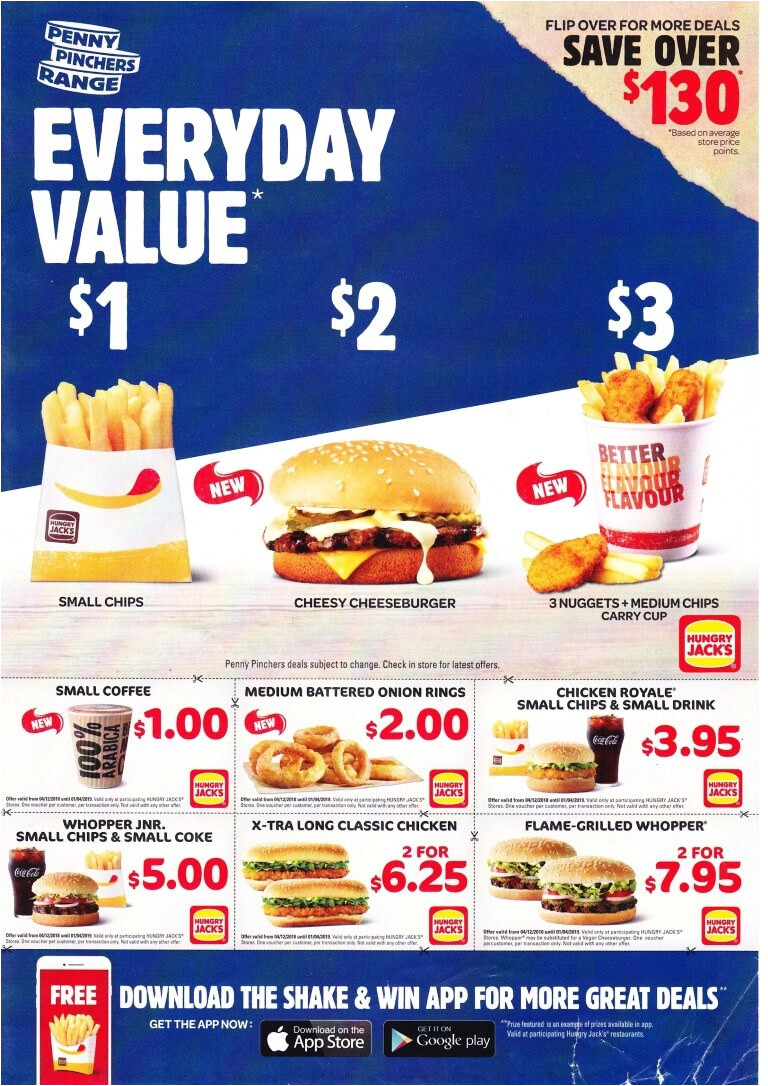 all of the deals expiring on the 1 april 2019 can be found in the monthly cut out coupons just below or you can download the full voucher page front