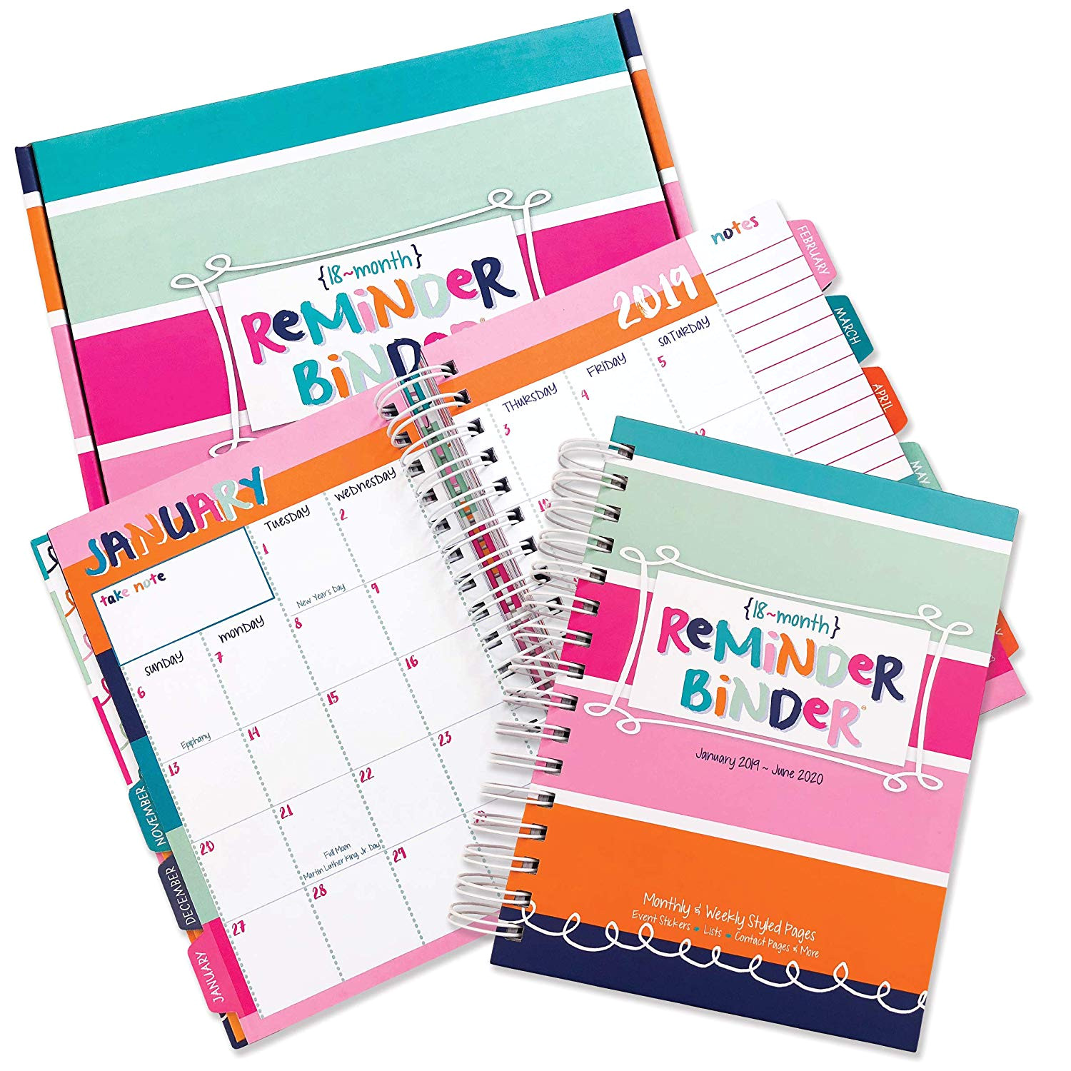 Living Well Spending Less Holiday Planner 2019 Amazon Com 2019 2020 Planner Agenda with Weekly Monthly