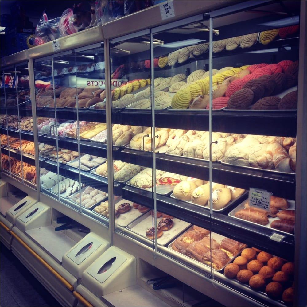 la perlita mex y panaderia