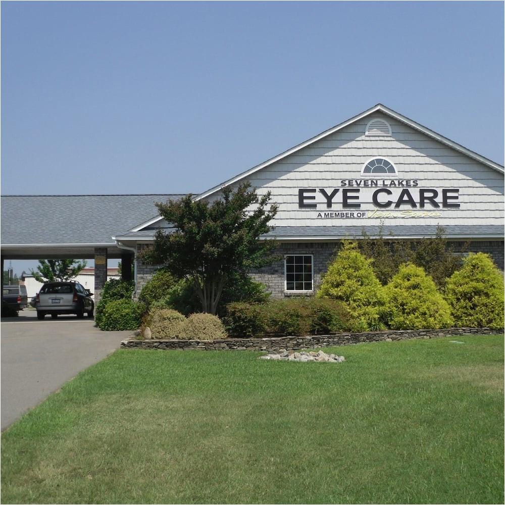 seven lakes eye