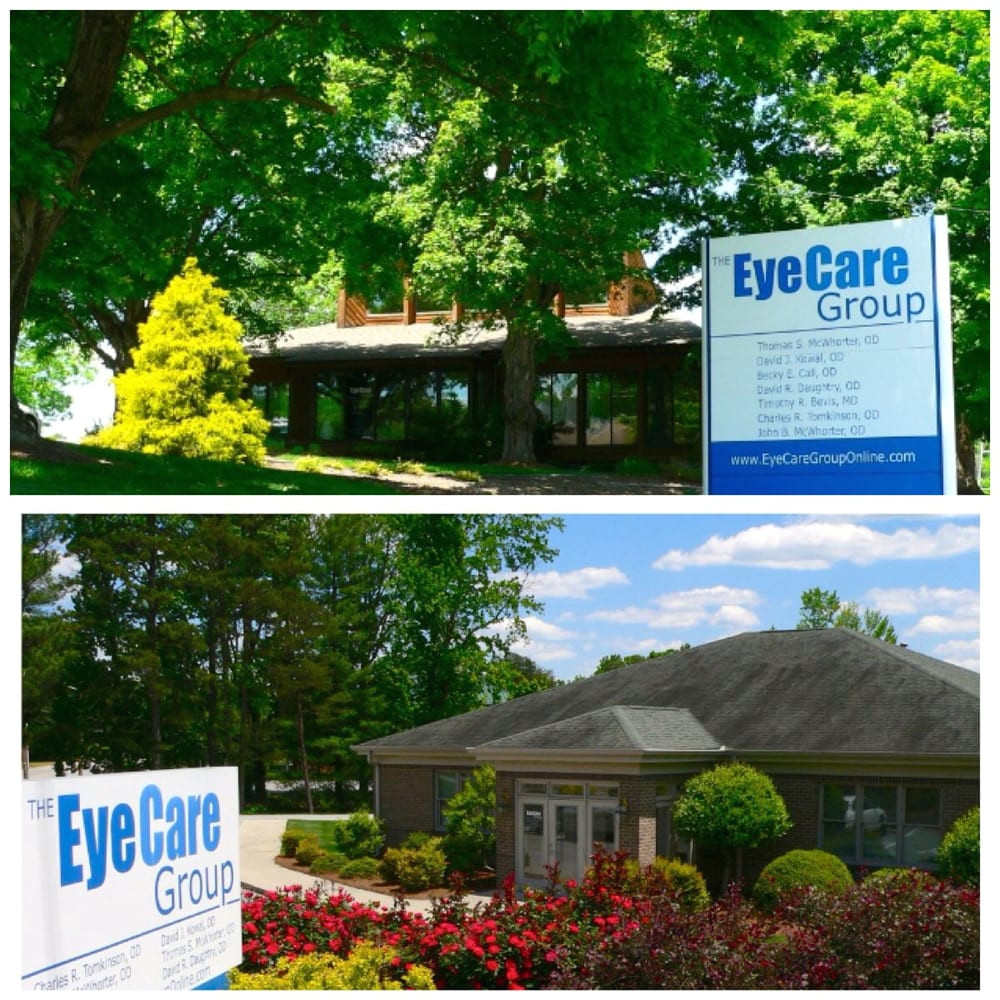 the eyecare group