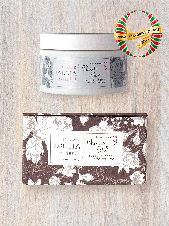 amazon com lollia in love whipped body butter margot elena s classic petal body cream 5 5 oz beauty