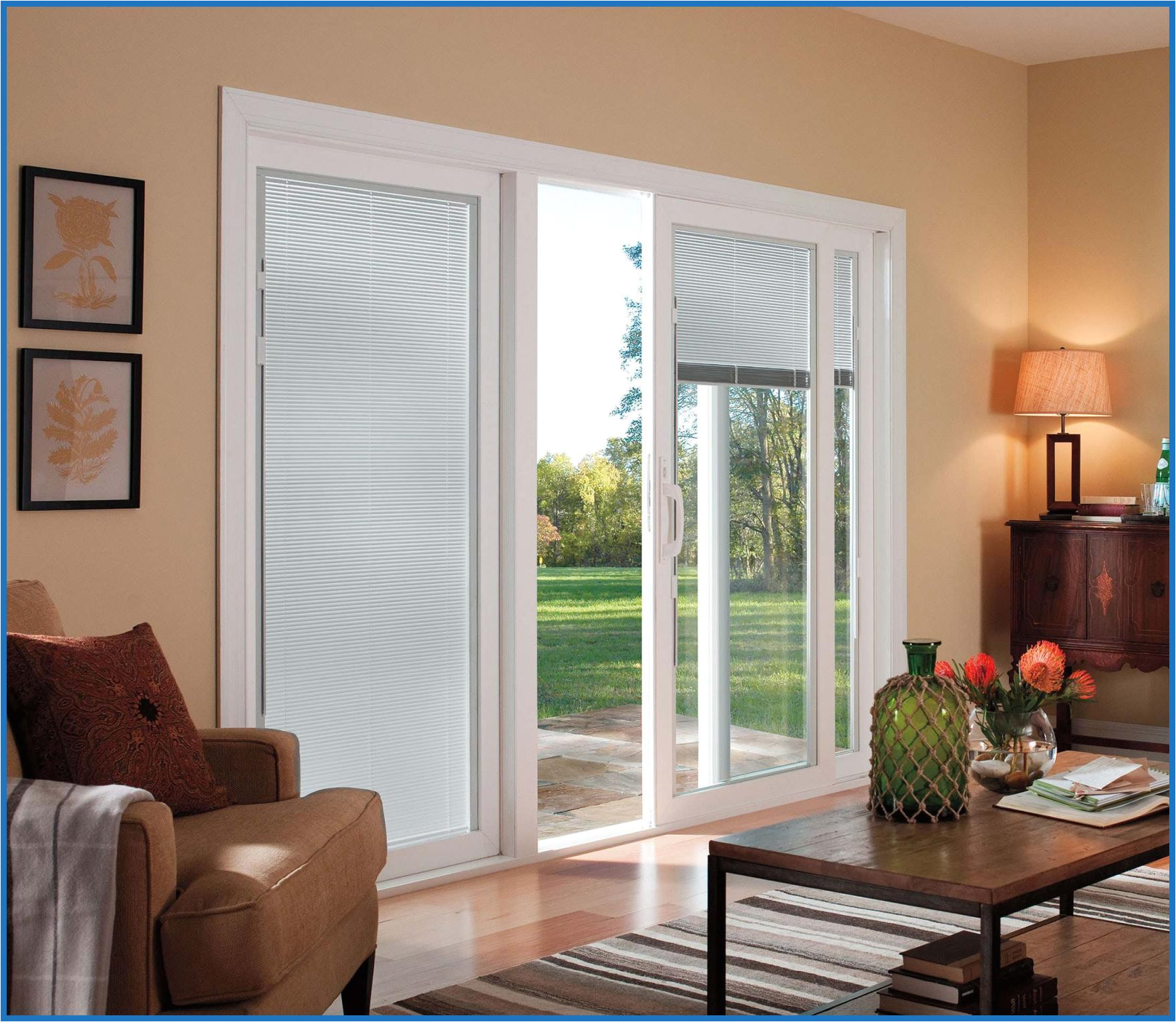 magnetic blinds for french doors awesome patio door blinds lowes home design ideas