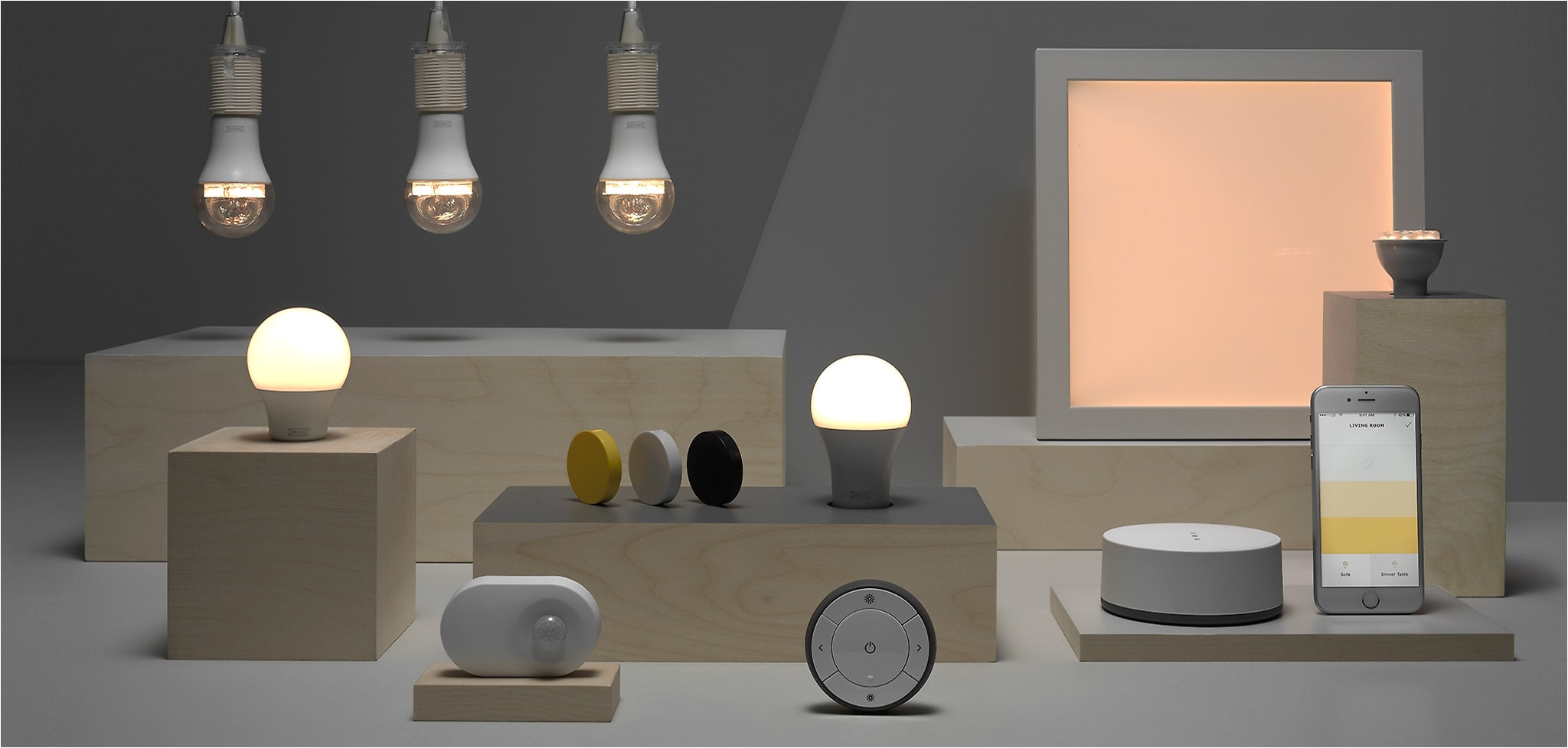 tra dfri smart lighting
