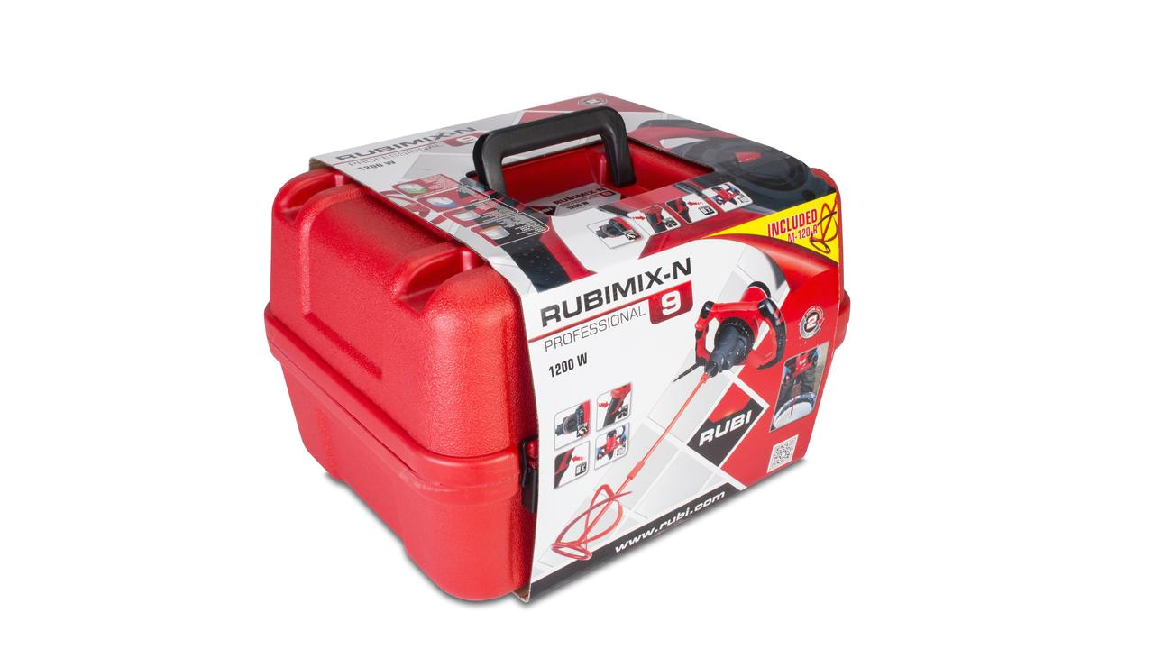 24958 mezclador electrico rubimix 9 con maleta 210 240v 50 60hz 2 p rubi jpg